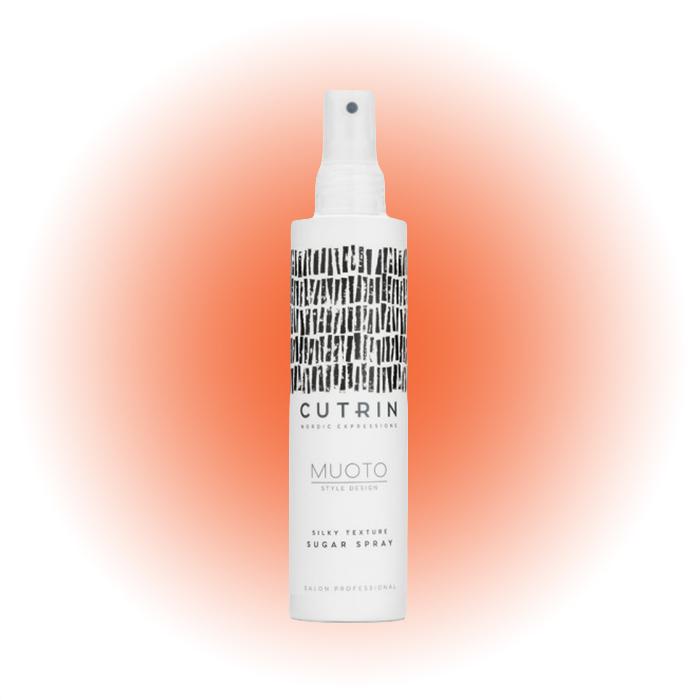 Спрей для шелковистой текстуры волос Muoto Silky Texture Sugar Spray, Cutrin