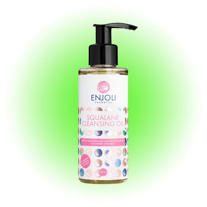 Гидрофильное масло на основе сквалана, Enjoli