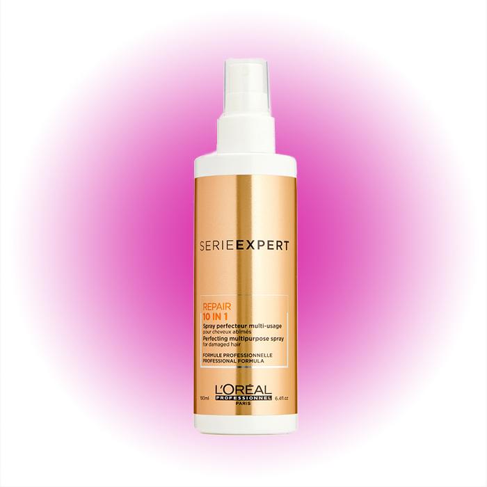 Многофункциональный спрей для восстановления поврежденных волос 10 в 1, L'Oréal Professionnel