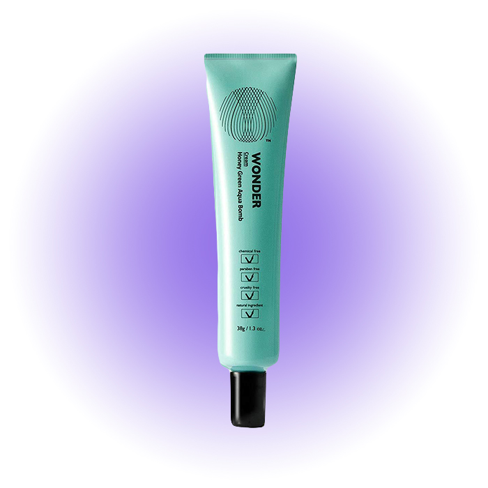 Увлажняющий крем Wonder Honey Green Aqua Bomb, Haruharu