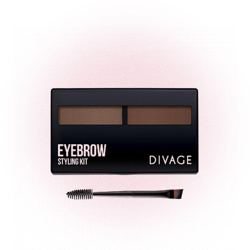 Набор для моделирования формы Eyebrow Styling Kit, Divage